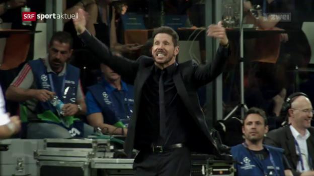Video «Überwindet Atletico das Real-Trauma?» abspielen