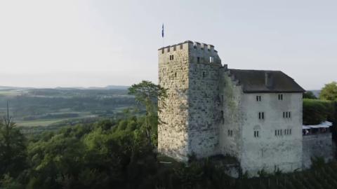 Mittelalter in der Schweiz: Archäologie auf der Habsburg (1/5)