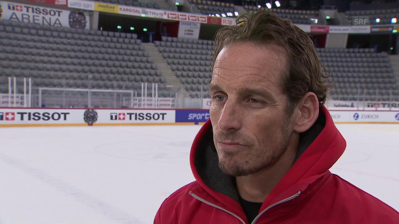 Patrick Fischer über die Olympischen Spiele