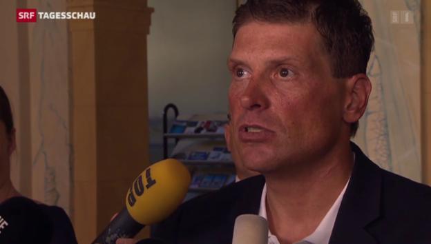 Video «Alkoholfahrt von Jan Ullrich wird neu aufgerollt» abspielen