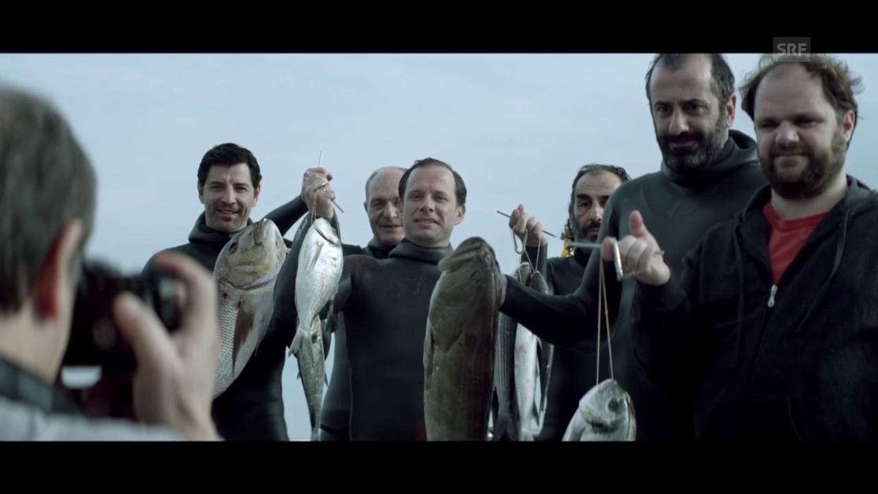 Trailer zu «Chevalier»