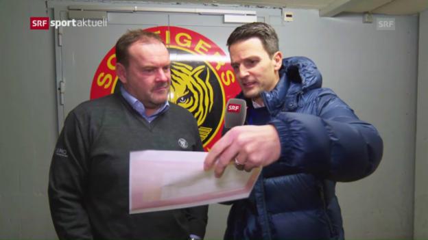 Video «SCL Tigers unter Ehlers im Aufschwung» abspielen