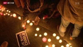 Video «Terror in Paris: Schwerpunkt zum Anschlag auf «Charlie Hebdo»» abspielen