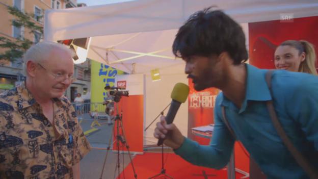 Video «Politik-Kritik mit Müslüm» abspielen