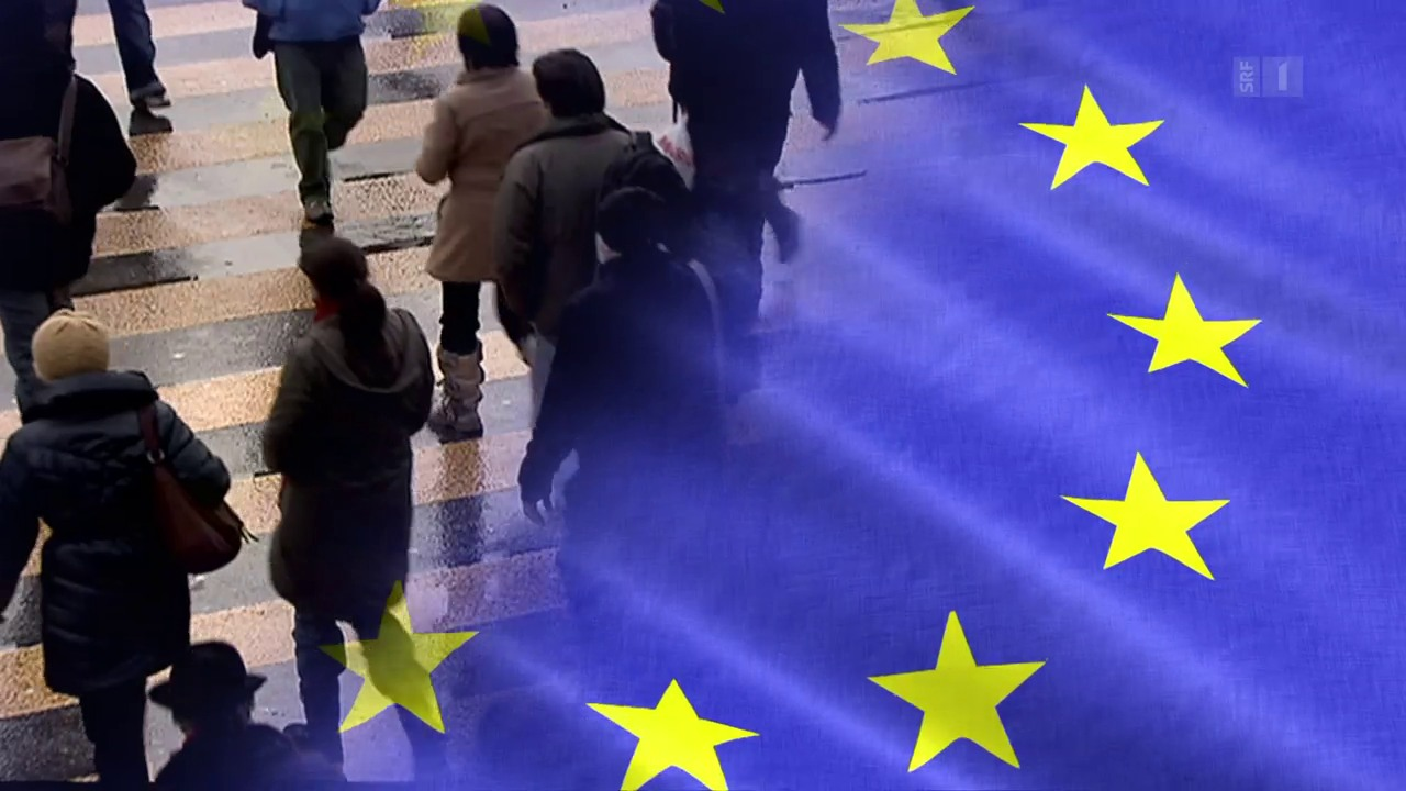 EU rüffelt Kantone: Neuer Streit um die Personenfreizügigkeit