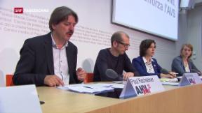 Video «Gewerkschaftsbund fordert höhere Rente » abspielen