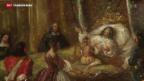Video «Ausstellung über Louis XIV. in Versailles» abspielen