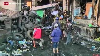 Video «Keine Lösung in der Ukraine» abspielen