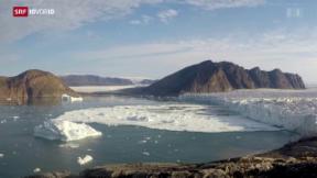 Video «FOKUS: Schmelzende Gletscher» abspielen
