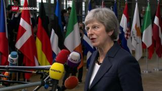 Video «Ringen um den Brexit» abspielen