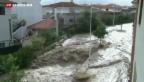 Video «Schwere Unwetter auf Sardinien» abspielen