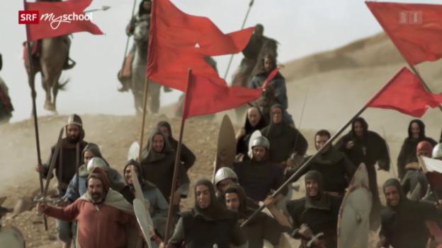Video «Gewalt und Religion – eine unheilige Allianz» abspielen