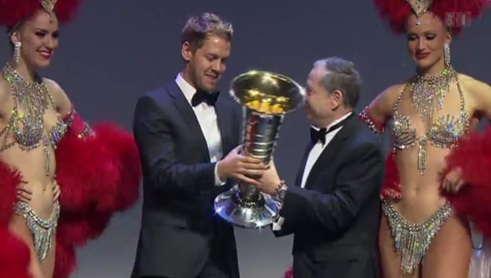 Sebastian Vettel ist Papi geworden