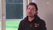 Video «Cancellara spricht über die Taktik bei Paris - Roubaix» abspielen