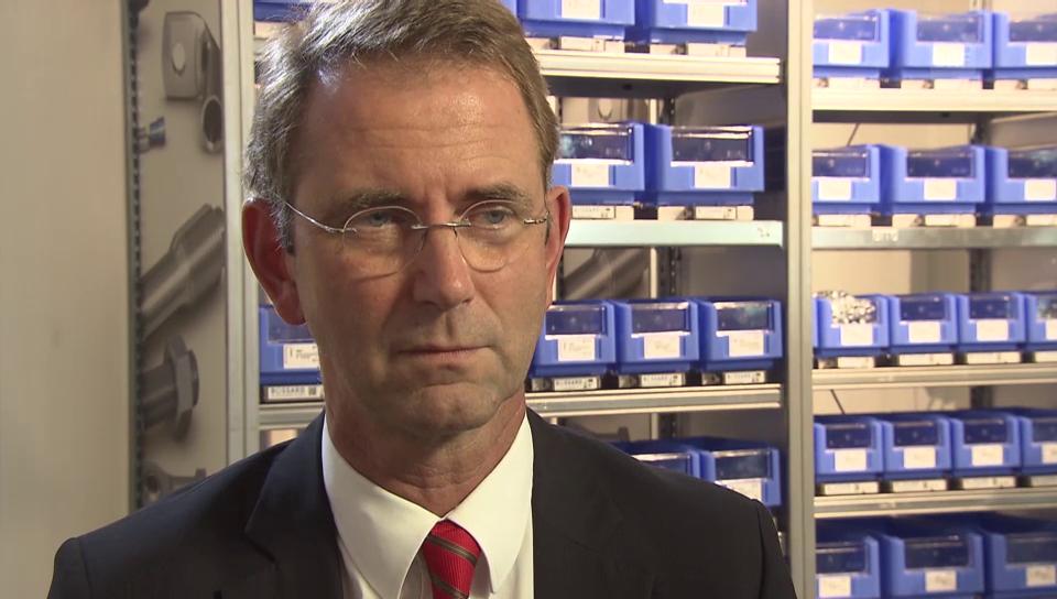 Günther Schuh, Professor Produktionssystematik RWTH Aachen