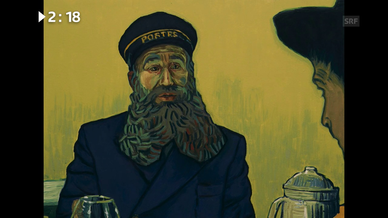Keine 3 Minuten: «Loving Vincent»