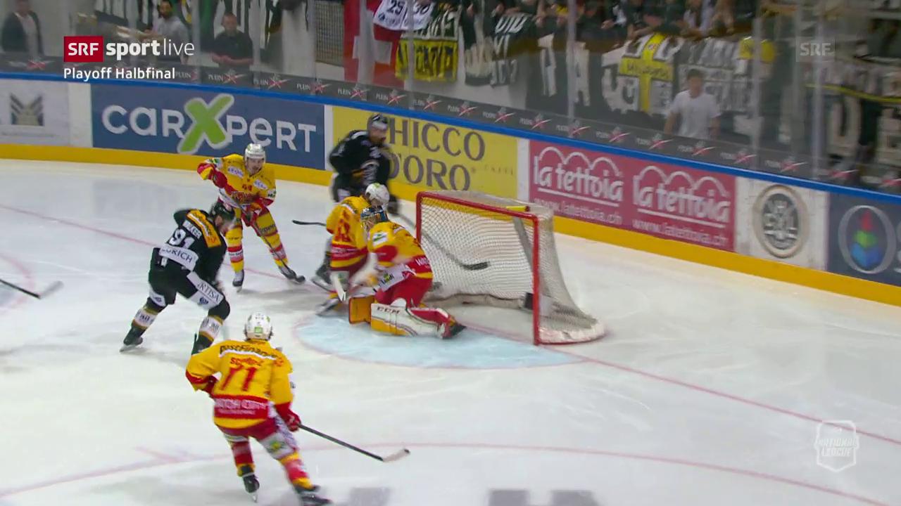 Luganos Doppelschlag innert 42 Sekunden