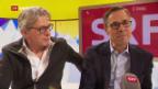 Video «Der Abschied des Kommentatoren-Duos Hüppi/Russi naht» abspielen