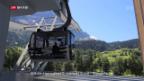 Video «Der Verdrängungskampf der Schweizer Bergbahnen» abspielen