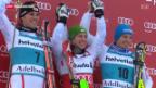 Video «Ski-Wochenende: Adelboden und St. Anton» abspielen