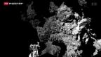 Video «Philae geht der Strom aus» abspielen