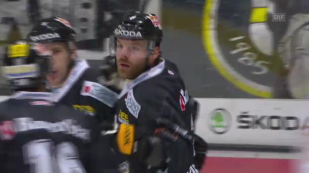 Video «NLA: HC Lugano - SC Bern» abspielen