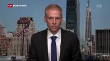 Video «Einschätzung von SRF-Korrespondent Thomas von Grünigen» abspielen
