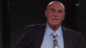 """Video «Die Verteidigung zum Anklagepunkt """"Rassendiskriminierung""""» abspielen"""