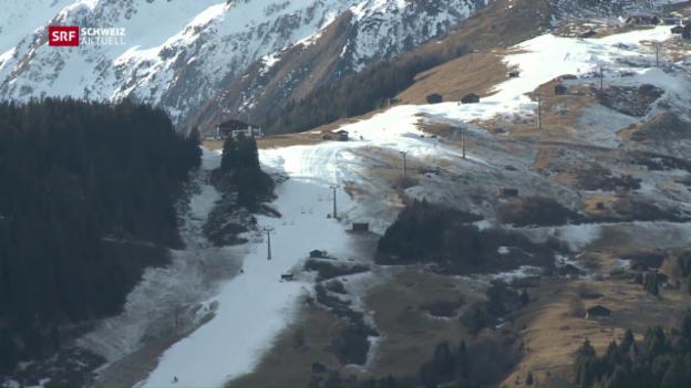 Video «Schweiz aktuell vom 14.12.2016» abspielen