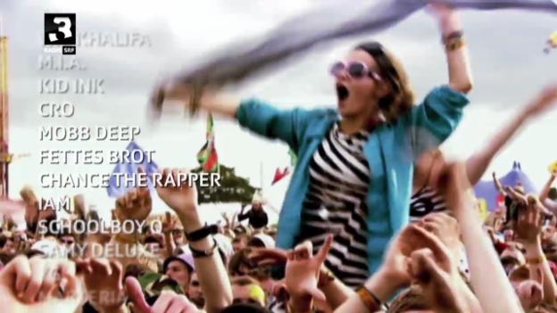 Video «Der SRF 3 Festivalsommer» abspielen