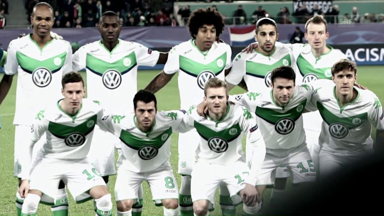 Wolfsburg vor dem CL-Highlight gegen Real Madrid