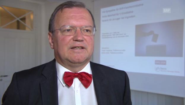 Video «Analyse von Claude Longchamp» abspielen