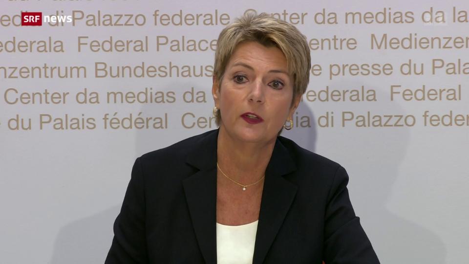 Bundesrat sagt «Nein» zur Justiz-Initiative