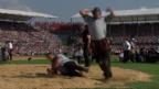 Video «ESAF: 4. Gang Forrer vs. Kämpf» abspielen