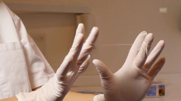 Video ««Puls»: Zahnseide richtig einsetzen» abspielen