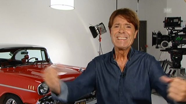 Cliff Richard zum 100sten