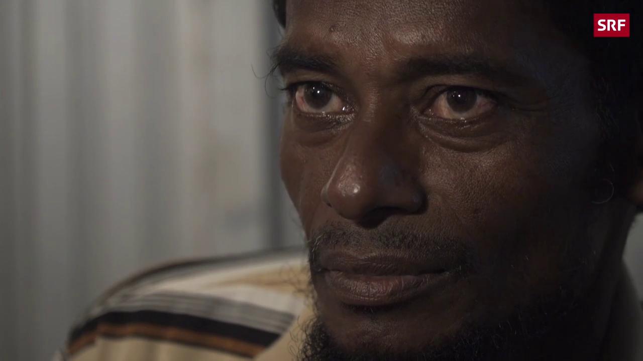 Abul Kalam: «Wir wollten nur überleben»