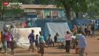 Video «UNO-Sicherheitsrat will Blauhelm-Truppe für Zentralafrikanische Republik» abspielen