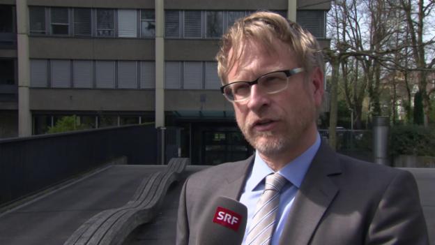 Video «BA-Sprecher: «Was strafrechtlich relevant ist, wird verfolgt»» abspielen