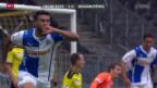 Video «Super League: YB - GC» abspielen