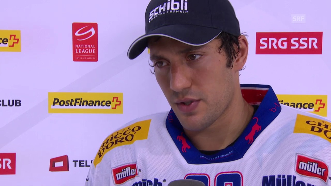 Eishockey: Interview mit Victor Stancescu