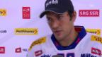 Video «Eishockey: Interview mit Victor Stancescu» abspielen