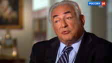 Video «Strauss-Kahn sieht sich als Opfer (franz. Originalton)» abspielen