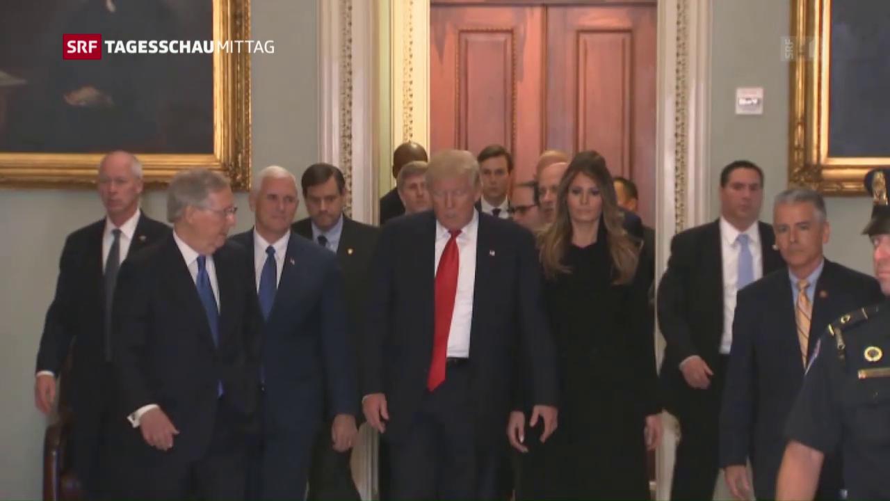 Spekulationen über Trumps Russland-Freundlichkeit