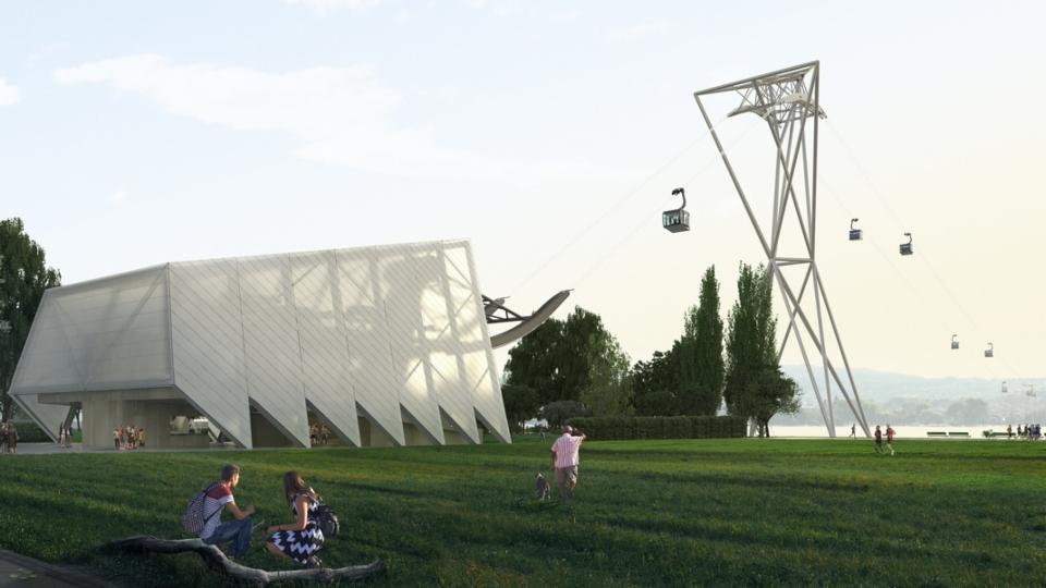 Stadtzürcher Stimmvolk will hohe Neubauten am See nicht verbieten.