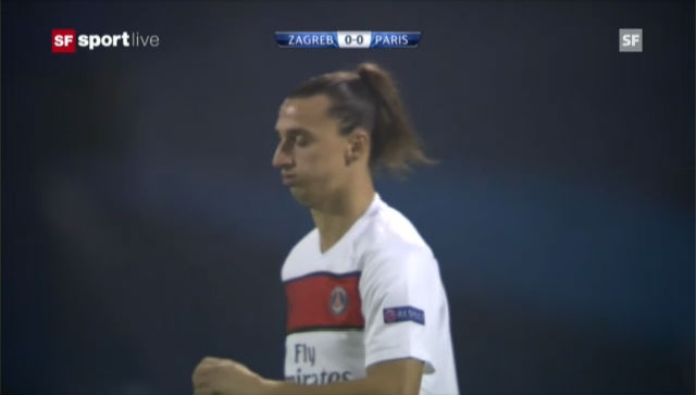 CL: Dinamo Zagreb - PSG