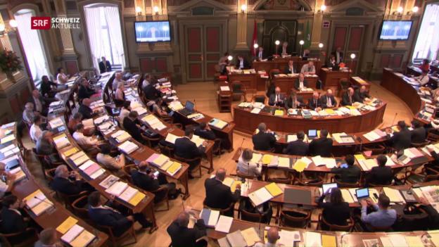 Video «Ostschweiz wehrt sich gegen SBB-Sparpläne» abspielen