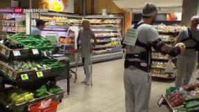 Video «Kampf gegen Stolperunfälle» abspielen