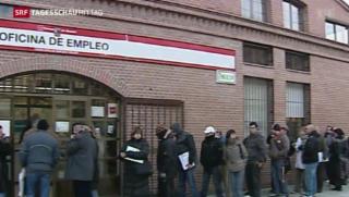 Video «Weniger Arbeitslose in Spanien» abspielen