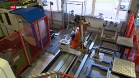 Video «Die Automatisierung hilft der Schweiz» abspielen